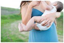 Breastfeeding photo shoot - Kristen