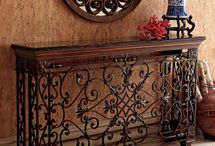 wrought iron for Terry / by Michele Weiland