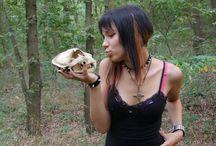 Chantal Court / Metal Girl, Punk Girl,