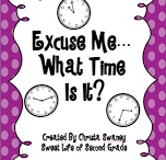 Sweet Life of Second Grade! / by Carrie Rufty