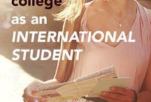 International Student Resources