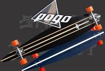 Pogo longboards / Longboards