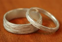 Gantira und Irma's wedding rings