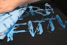 Forever Flex Soft No-Cut Transfer Kağıdı / Forever Flex Soft No-Cut Transfer Kağıdı ile yapılmış tişört transfer baskı örnekleri