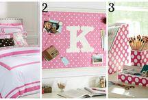 Dorm Style Inspiration / Dorm room style