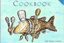 Cookbooks / Some of my favorite recipes can be found in these books...