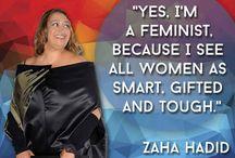 I'm a feminist