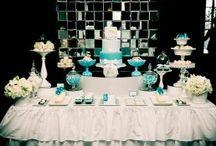 Candy Buffet  - M & T  / candy bar ideas / by Sandy Bernard