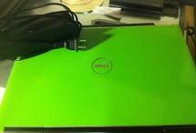 Green Dell Latitude D630 Core 2 Duo 2.6 GHz 4 GB RAM