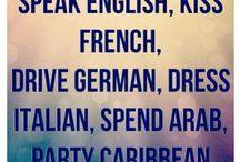 Languages Infograohics