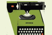 illo: covers, posters, objects / posters and graphics representing non-narrative objects and such