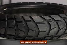 Scrambler tires