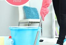 Cleanliness / Tips and tricks so you don't have to hire a cleaning service