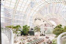 Conrad Weddings - Arts Garden / Conrad Weddings in the Indianapolis Arts Garden
