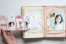 Scrapbooking Ideas / A collection of scrapbooks and tutorials to inspire my next creations.