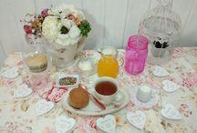 Desayuno/Breakfast