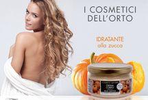 Natural cream / Natural cream. Body cream. Face cream