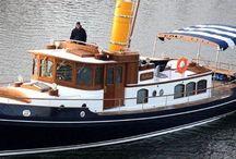 Klasszikus fahajók/Classic wooden boats
