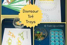 Teaching- Dinosaurs  / by Samantha Demers