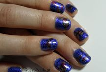 Secretary's Nail Art - Nail Art Designs