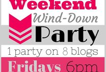 Weekend Wind-Down Link Party / All features from our link party - The Weekend Wind-Down - will be posted here!