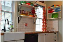 Kitchen ideas / by Kristi 'Hall' Boardman