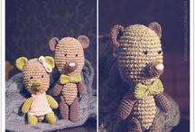 toys / by Irina Kolisnychenko