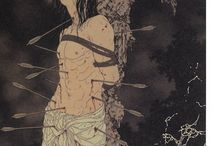 """saintsebastian / """"the slings and arrows of outrageous fortune"""" """"fortune in men's eyes"""""""