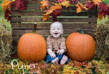 тыквы. дети. фотосессия осень.