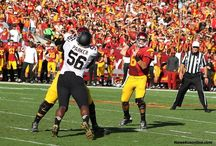 NCAA Football / Pac-12 Conference and NCAA college football coverage, including USC, UCLA