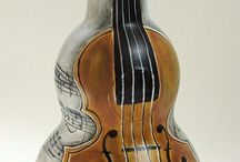 Botella violin