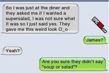 Funny / by Jess Seymore