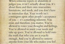Quotes - Self Worth
