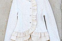Kabátik dievča