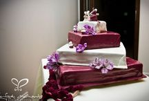 Wedding Cake and candy / Wedding cakes and candy bars. www.agencjaspinki.pl
