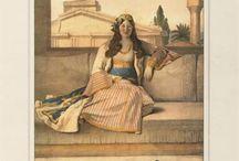 DUPREÉ Louis, Femme athénienne.