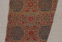 Islamic Spain & Sicily / - mainly Spain - Sicily belonged to the Arabs only very shortly, but had a good weaving tradition - silk was brought here by the Muslims - for Sicilian silks after it was taken back by king Roger see Medieval textiles 10-13th c.