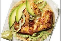 Farmhouse Kitchen: TILAPIA / Recipes that call for fresh ingredients available at Cates Corner Farm!