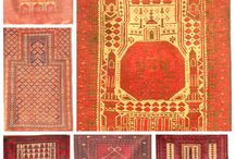 Prayer rugs / Baluch, Afghans and other Prayer Rugs