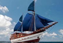 I Love Phinisi Boat / The most Beautiful Phinisi boat in Indonesia
