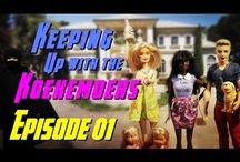 """Keeping Up With The Koekemoers / Meet South Africa's most fabulous family - The Koekemoers. """"Keeping Up With The Koekemoers"""" is a barbie doll, stop motion web series. #stopmotion #keepingupwiththekoekemoers #kuwtk #animation #stop-motion #barbie #barbiestopmotion #webseries #tvshow #comedy"""