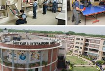CIS amongst top 10 in India / Heartiest Congratulations and A Big Thank you to all our Patrons as Chitkara International School has been rated amongst the top 10 in India for best infrastructure....amongst the top 100 best schools in India....top 10 in Punjab, North India....amongst the top 10 schools in Chandigarh by Education World - The Top 1000 EW India School Rankings 2015!! #chitkaradiaries