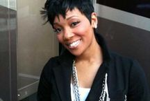Haircuts Hairstyles  / Black Hair / by Constance Watts