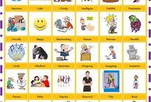 Adjectives discribing people
