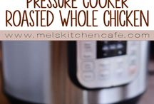 Pressure Cooker recipes and tips