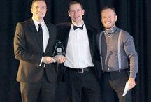 Mando wins awards