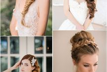 Wedding // Hairstyles