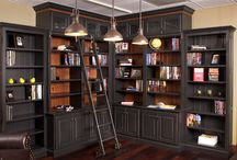 Home Office Ideas / by Sue Stokey