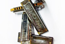 my harmonicas / my lovely