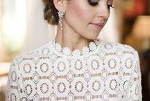 Wedding Hair & Make Up Inspiration / Wedding Hair & Make Up Inspiration